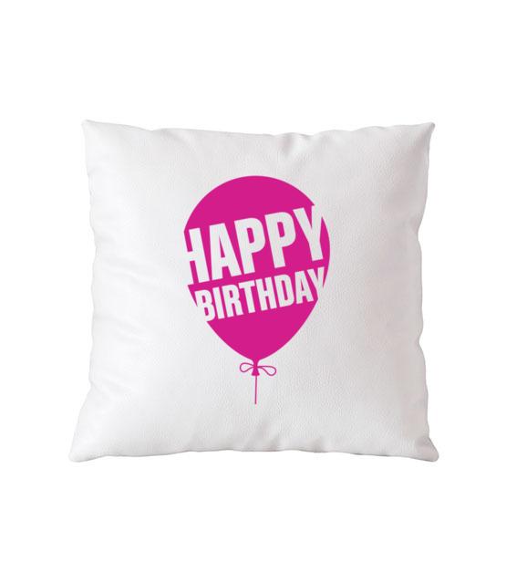 Najlepszego kochany poduszka z nadrukiem urodzinowe gadzety werprint 616 164