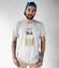 Tylko pomysl zyczenie koszulka z nadrukiem urodzinowe mezczyzna werprint 618 51