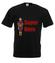 Kobiecy superbohater koszulka z nadrukiem filmy i seriale mezczyzna werprint 653 1
