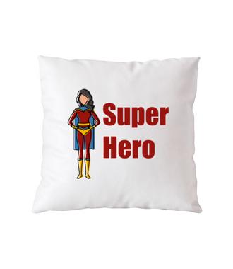Kobiecy superbohater - Poduszka z nadrukiem - Filmy i seriale - Gadżety