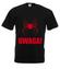 Uwaga na pajaki koszulka z nadrukiem filmy i seriale mezczyzna werprint 655 1