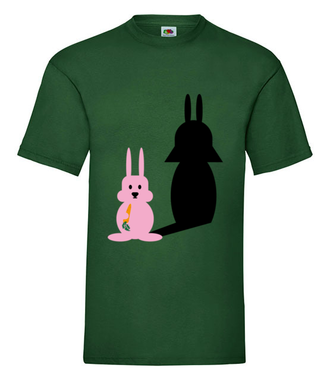 Drzemie we mnie tajna moc - Koszulka z nadrukiem - Śmieszne - Męska