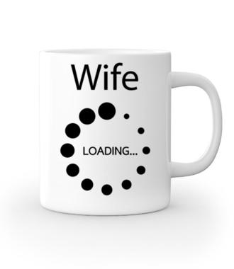 Niedługo żoną zostanę… - Kubek z nadrukiem - Wieczór panieński - Gadżety