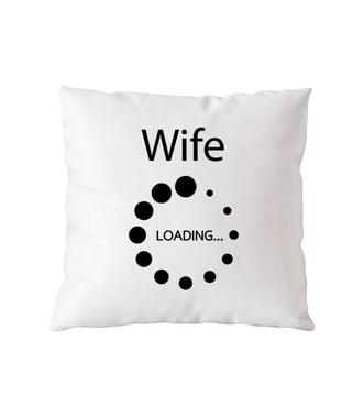 Niedługo żoną zostanę… - Poduszka z nadrukiem - Wieczór panieński - Gadżety