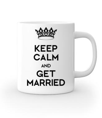 Mój ślub, moje marzenie - Kubek z nadrukiem - Wieczór panieński - Gadżety