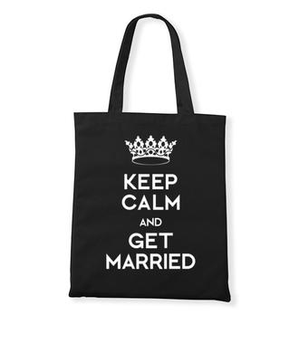 Mój ślub, moje marzenie - Torba z nadrukiem - Wieczór panieński - Gadżety