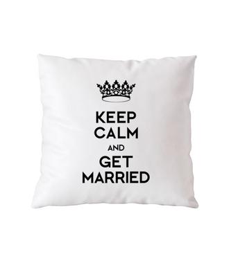 Mój ślub, moje marzenie - Poduszka z nadrukiem - Wieczór panieński - Gadżety