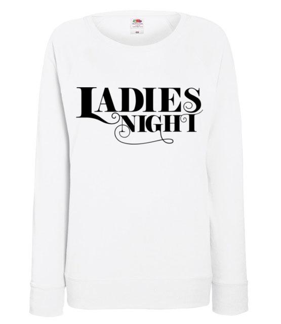 Dzien panien mlodych bluza z nadrukiem wieczor panienski kobieta werprint 721 114