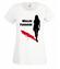 Ostatni dzien kobiecej wolnosci koszulka z nadrukiem wieczor panienski kobieta werprint 727 58