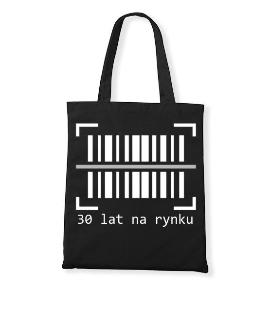 30 lat piekny wiek torba z nadrukiem urodzinowe gadzety werprint 731 160