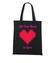 All you need is love torba z nadrukiem na walentynki gadzety werprint 743 160