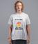 Czterdziestoletnie ciasteczko koszulka z nadrukiem urodzinowe mezczyzna werprint 745 45
