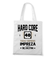 Hardcorowy solenizant torba z nadrukiem urodzinowe gadzety werprint 782 161