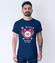 Licznik nie jest wazny koszulka z nadrukiem urodzinowe mezczyzna werprint 792 56