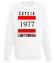 Edycja limitowana bluza z nadrukiem urodzinowe mezczyzna werprint 793 106