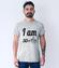 Mam nascie plus i dobrze mi z tym koszulka z nadrukiem urodzinowe mezczyzna werprint 795 57