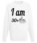 Mam nascie plus i dobrze mi z tym bluza z nadrukiem urodzinowe mezczyzna werprint 795 106