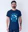 Gruba ryba to nie problem koszulka z nadrukiem wedkarskie mezczyzna werprint 816 56