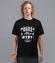 Machaj machaj ino zwawo koszulka z nadrukiem wedkarskie mezczyzna werprint 819 41