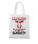 Sposob na sandacza torba z nadrukiem wedkarskie gadzety werprint 825 161