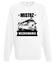 Mistrz moze byc tylko jeden bluza z nadrukiem wedkarskie mezczyzna werprint 826 106
