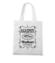 Najlepszy wedkarz to ja torba z nadrukiem wedkarskie gadzety werprint 837 161