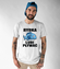Bo rybka przeciez lubi plywac koszulka z nadrukiem wedkarskie mezczyzna werprint 844 47