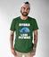 Bo rybka przeciez lubi plywac koszulka z nadrukiem wedkarskie mezczyzna werprint 845 191
