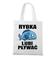 Bo rybka przeciez lubi plywac torba z nadrukiem wedkarskie gadzety werprint 844 161