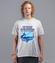 Stworzony do wedkowania koszulka z nadrukiem wedkarskie mezczyzna werprint 850 45