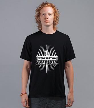 Moja osobista siła spokoju  - Koszulka z nadrukiem - Wędkarskie - Męska