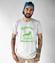 Osobista sztuka cierpliwosci koszulka z nadrukiem wedkarskie mezczyzna werprint 866 47