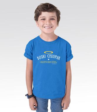 Boski chłopak, oj boski! - Koszulka z nadrukiem - chrześcijańskie - Dziecięca