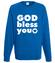 Pan z toba miej go w sercu bluza z nadrukiem chrzescijanskie mezczyzna werprint 887 109