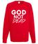 W bogu cala prawda i zycie bluza z nadrukiem chrzescijanskie mezczyzna werprint 889 108