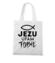 Jezu ufam tobie torba z nadrukiem chrzescijanskie gadzety werprint 891 161