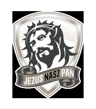 Jezus moim panem grafika na bluze meska 893