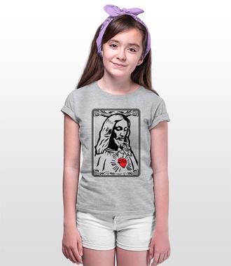 Jezus. Mój Pan. - Koszulka z nadrukiem - chrześcijańskie - Dziecięca