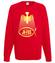 Jezus jest tu bluza z nadrukiem chrzescijanskie mezczyzna werprint 896 108
