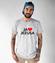 Kocham go kocham jezusa koszulka z nadrukiem chrzescijanskie mezczyzna werprint 897 51
