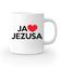 Kocham go kocham jezusa kubek z nadrukiem chrzescijanskie gadzety werprint 897 159