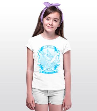 Panie, ocal moją duszę! - Koszulka z nadrukiem - chrześcijańskie - Dziecięca