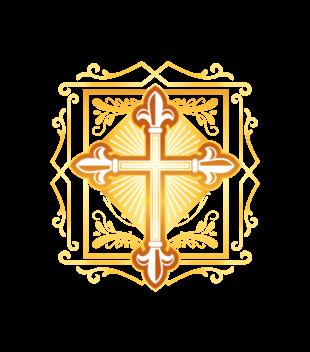 Krzyz symbol i cos wiecej grafika na koszulke dziecieca 902