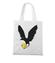 Widzialem orla cien torba z nadrukiem smieszne gadzety werprint 158 161