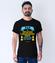 Swiatlem zbawieniem ostoja koszulka z nadrukiem chrzescijanskie mezczyzna werprint 906 52