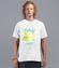 Pokoj i milosc koszulka z nadrukiem chrzescijanskie mezczyzna werprint 907 40