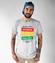 Wiara nadzieja milosc koszulka z nadrukiem chrzescijanskie mezczyzna werprint 917 51
