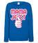 Bo mama jest okej bluza z nadrukiem dla mamy kobieta werprint 922 117