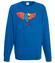 Az do nieba fruwajacy t shirt bluza z nadrukiem zwierzeta mezczyzna werprint 924 109