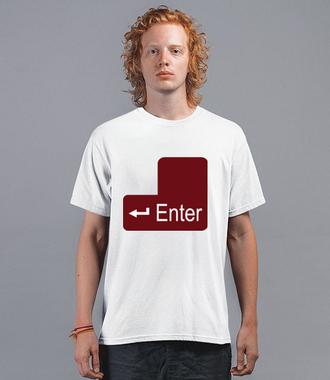 Zatwierdź się! - Koszulka z nadrukiem - dla Gracza - Męska